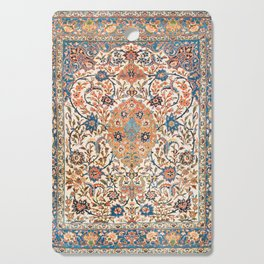 Isfahan Antique Central Persian Carpet Print Cutting Board
