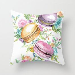 Dainty Things Throw Pillow