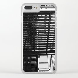 San Francisco XV Clear iPhone Case