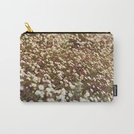 Daisy Fields Carry-All Pouch
