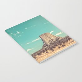 Devil's Tower National Monument Wyoming Notebook