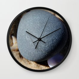 SeaStone Wall Clock