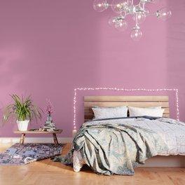 Prism Pink Solid Colour Wallpaper