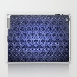 Beauty Haunted Mansion Wallpaper Stretching Room Laptop & iPad Skin