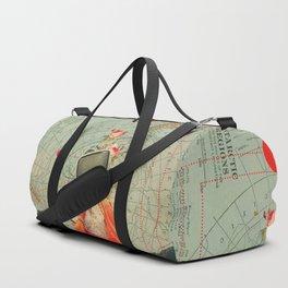 Antarctic Broadcast Duffle Bag