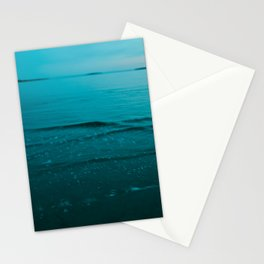 Summer of Love at the Beach Stationery Cards