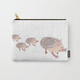 Desert Hedgehog Carry-All Pouch