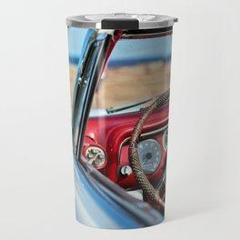 Retro automobile interior Travel Mug