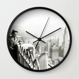 Ben on RCA Wall Clock