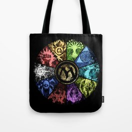 Magic the Gathering - Faded Guild Wheel Tote Bag