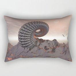 Creature of The Mountain Rectangular Pillow