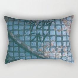 Day 0691 /// Love you Roland Rectangular Pillow