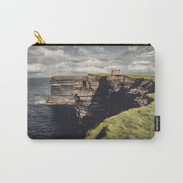 Irish Sea Cliffs Carry-All Pouch