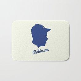 Jackie Robinson Bath Mat