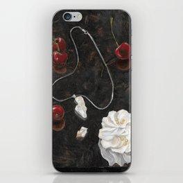 Red Cherries iPhone Skin