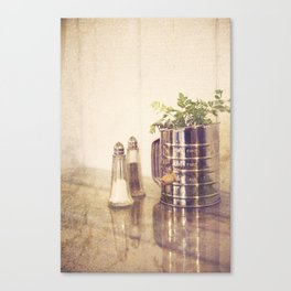 Country Sifter Canvas Print