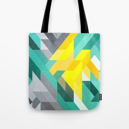 With nothing left to hide 1/3 Tote Bag