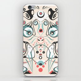 The Hidden Architecture Of Emergent Notions iPhone Skin
