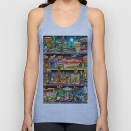 Toy Wonderama Unisex Tank Top