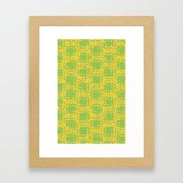 Design #1 Framed Art Print