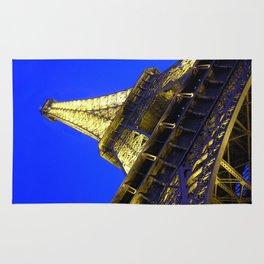 Eiffell Tower Rug