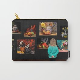 Art Observation by Great Granddaughter Carry-All Pouch