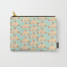 Sweet Roll Cake Carry-All Pouch