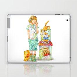 Indie Pop Girl vol.2 Laptop & iPad Skin