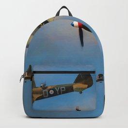 Vintage Aircraft Backpack