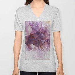 Fairy Crystal Geode Unisex V-Neck