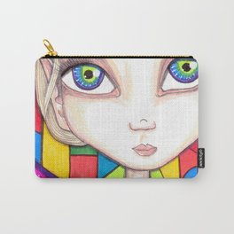 Rainbow Fairy Carry-All Pouch