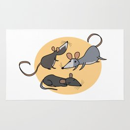 Little Ratties Rug