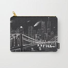 New York City Skyline Carry-All Pouch