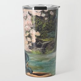 The Faun and the Mermaid Travel Mug