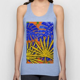 Rumble in the Jungle Unisex Tank Top