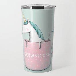 Brewnicorn Travel Mug
