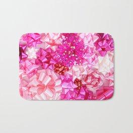Put a pink bow on it! Bath Mat