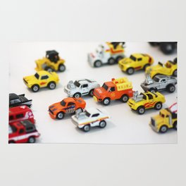 Micro Machine - Toy car Rug
