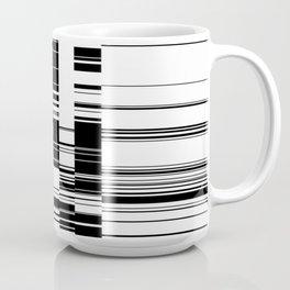 Data Glitch Coffee Mug