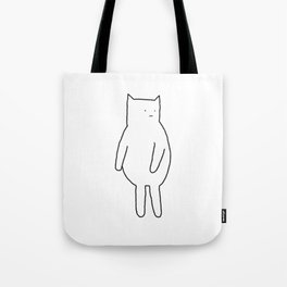 Cat 67 Tote Bag
