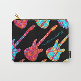 Feels Like Rock And Roll! Carry-All Pouch