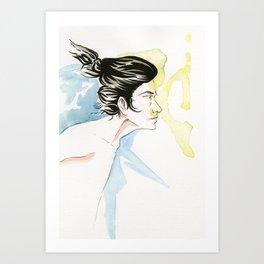 6-29-19 Art Print