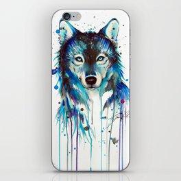 -Dark Wolf- iPhone Skin