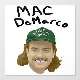 Mac DeMarco - Good Molestor 2 Canvas Print