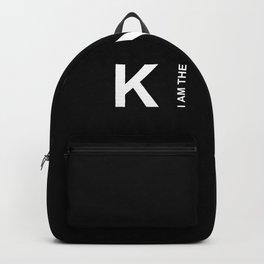 I Am The King #society6 #decor #buyart #artprint Backpack