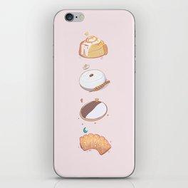 Pastries iPhone Skin