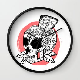 Make Sala Not War Limited Edition Wall Clock