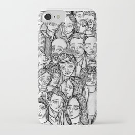 Gentío iPhone Case