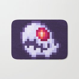 Hurry Von Death Ghost Bath Mat