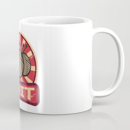 Knitting Propaganda | Knit Wool Hobby Coffee Mug